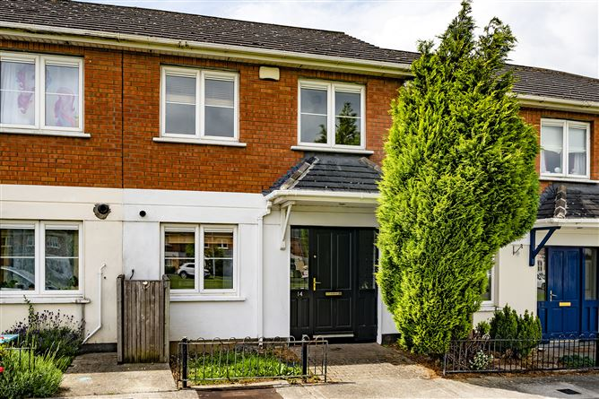 14 Curragh Hall Green, Tyrrelstown, Dublin 15