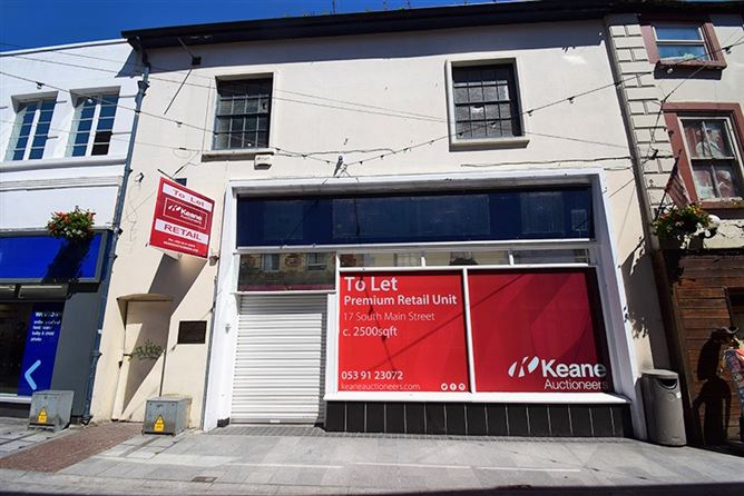 Main image for 17 South main Street, Wexford Town, Wexford, Wexford Town, Wexford