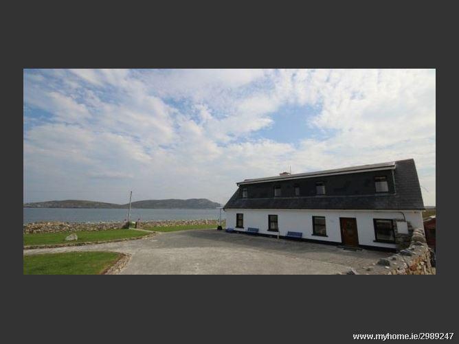 Beach House Cleggan,Rossadillisk