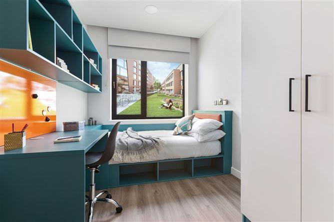 Main image for Premium Top Floor, Highfield House, Marne Villas, Smithfield, Dublin 7