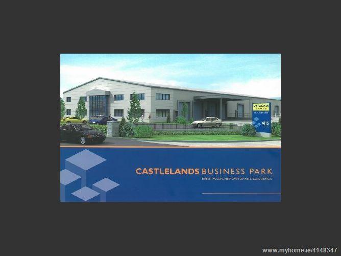 CASTLELANDS BUSINESS PARK, BALLINVULLIN, Newcastle West, Limerick