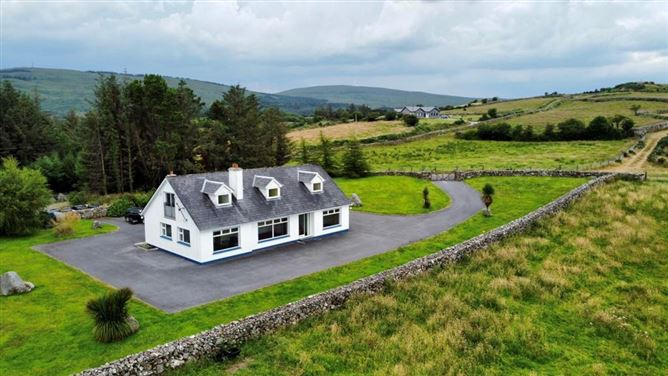 Main image for Buffy Lodge, Raha, Oughterard, Galway