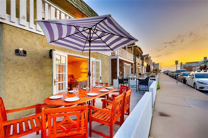 Main image for Sandbank,Newport Beach,California,USA