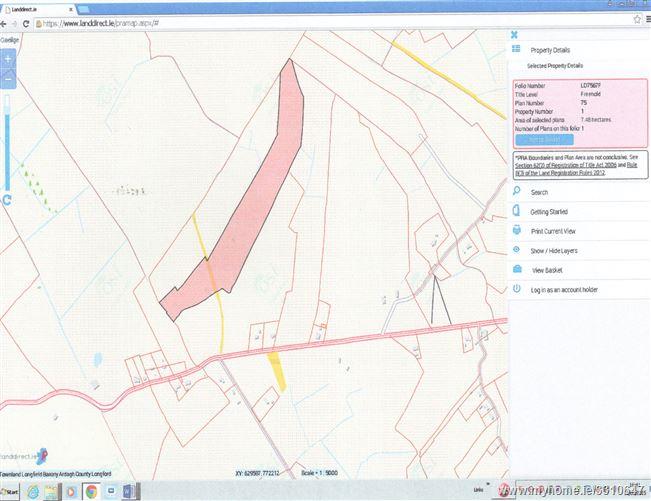 Longfield, Edgeworthstown, Longford
