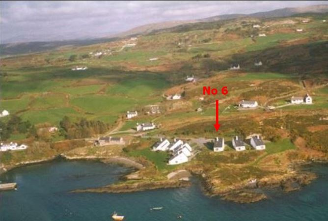 Main image for Colla Pier Cottages 6, Colla, Schull, West Cork