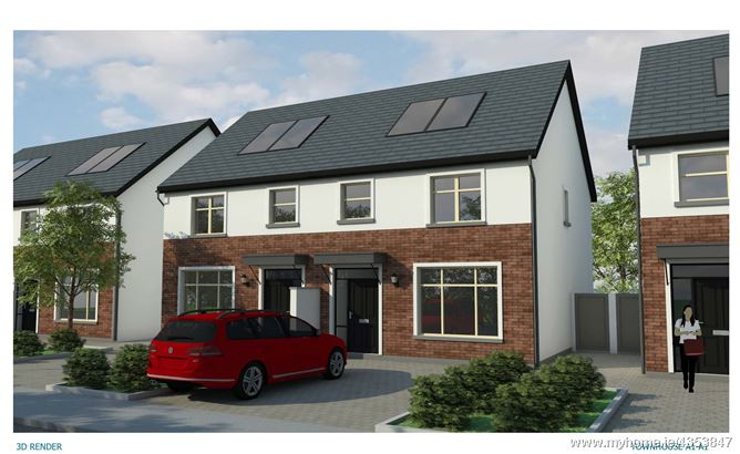 Main image for A1 House Type, The Willows, Janeville, Carrigaline, Cork