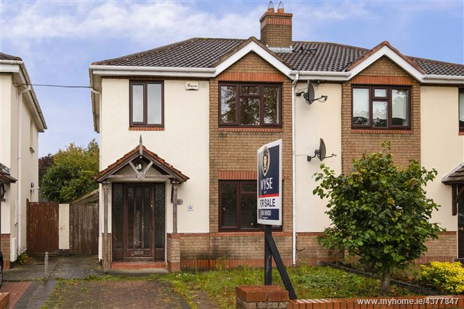 Main image for 8 Hermitage Road, Lucan, Dublin