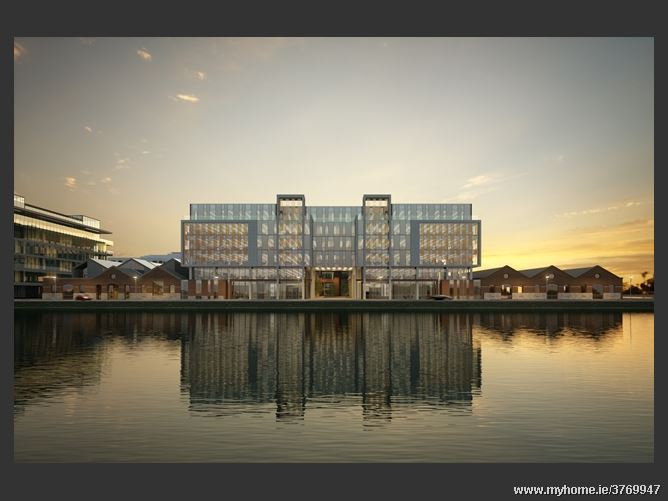 Main image for The Reflector, Grand Canal Docks, Grand Canal Dk, Dublin 2