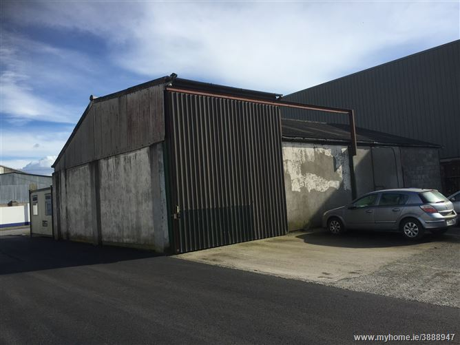 Industrial Unit @ Clonminam Industrial Estate, Portlaoise, Laois