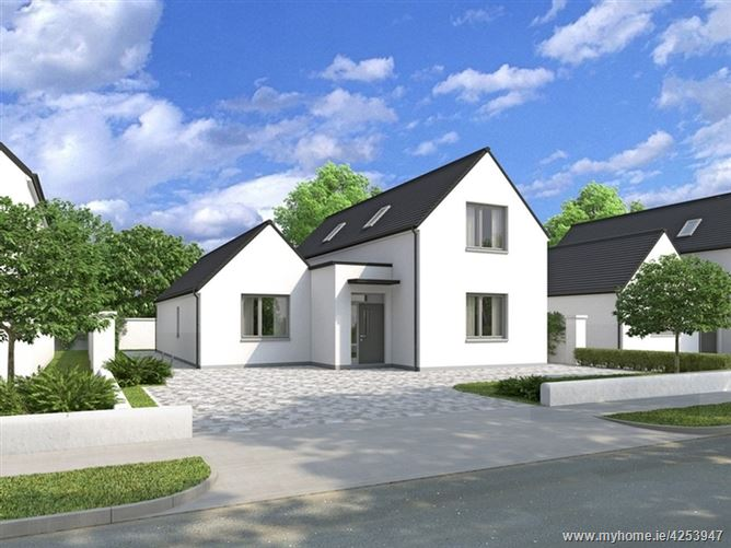 Detached House Type B, Caragh Heights, Caragh, Kildare