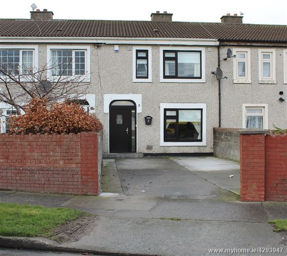 2 Moatview Avenue, Coolock,   Dublin 17