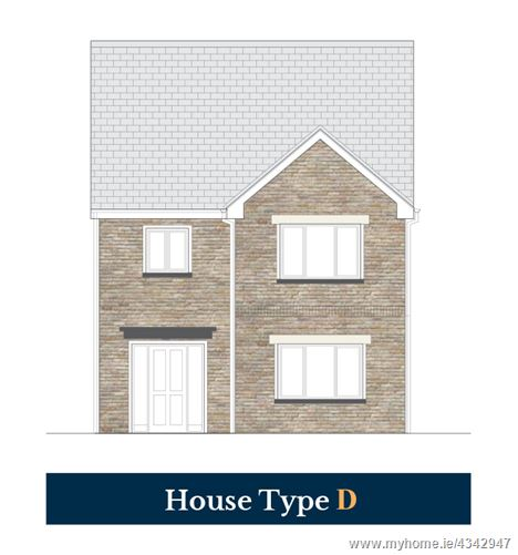 Type D, Cois Na Rasai, Proudstown Road, Navan, Co. Meath, Navan, Meath