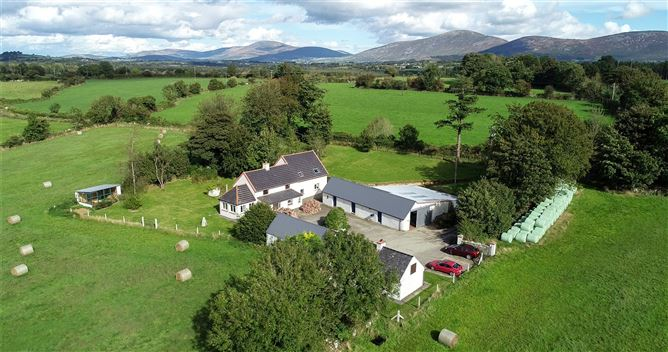Main image for River Valley Lodge with 8.42 Acres,Bohana,St. Mullins,Co. Carlow,R95 N6XR