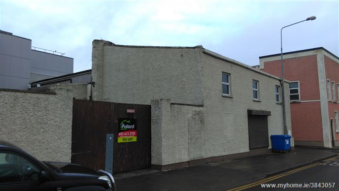 Commercial Unit to Let @ Blue Anchor Lane, Old Quay