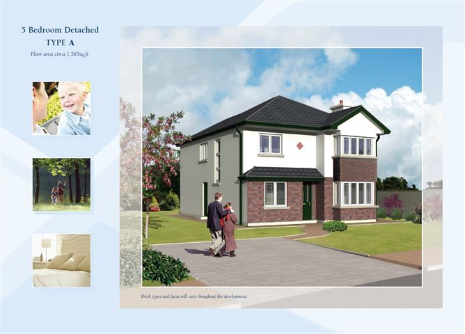 Main image for House Type A. Manor Farm, Matthews Hill, Lehenaghmore, Cork