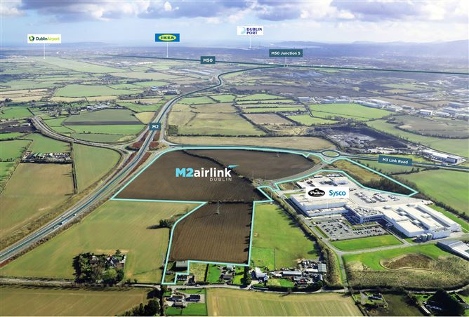 Main image for M2 AIRLINK LANDS, CHERRYHOUND JUNCTION 2, The Ward, County Dublin