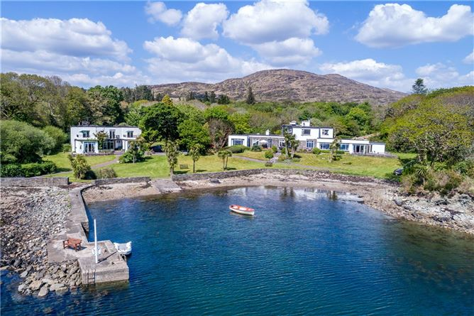 Main image for Tahilla Cove Country House,Tahilla,Sneem,Co. Kerry,V93 F340