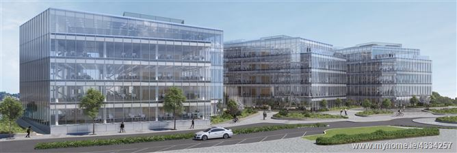 Main image for F2 The Campus, Loughlinstown, Dublin