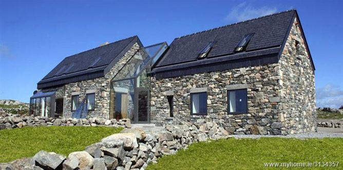 Main image for Remote Luxury Cottage,Dolanstown, Roundstone, Connemara, Galway
