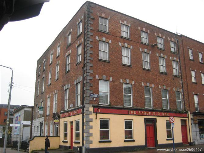 The Sarsfield Bar, Bank Place / Rutland St., City Centre (Limerick),  Limerick City