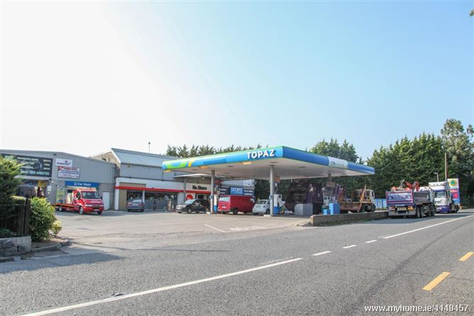 Topaz Service Station Portfolio, Kilshane Cross, Finglas Road, Co Dublin