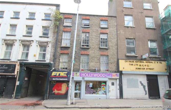 23 Aungier Street, South City Centre,   Dublin 2