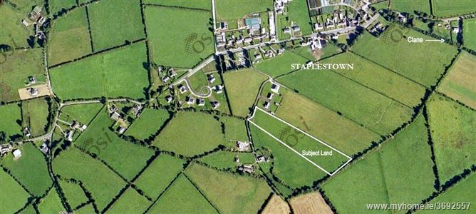 Staplestown, Donadea, Co. Kildare - approx. 6 acres