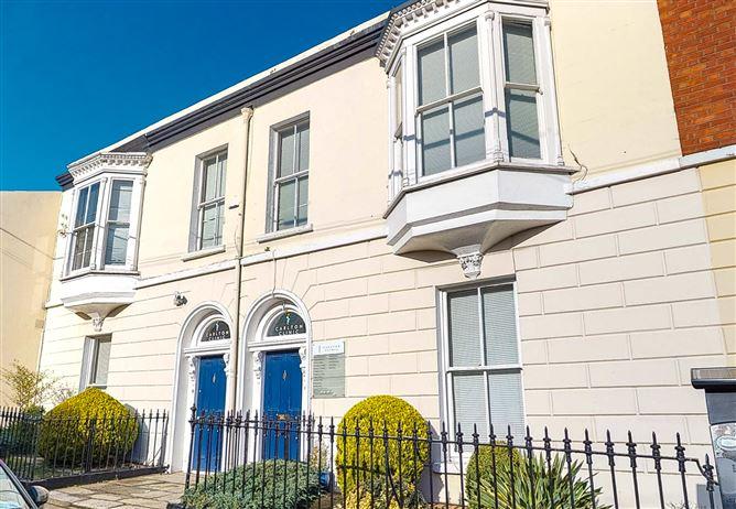 Main image for 1 + 2 Carlton Terrace, Bray, Wicklow