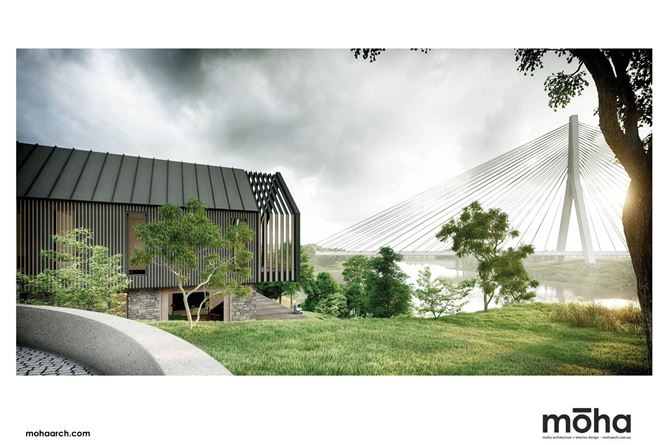 Main image for Site With Full Planning Permission, River Cottage, Grannagh, Kilmacow, Co. Waterford