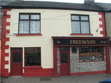 Photo of Freemans Bar, Kingscourt, Cavan