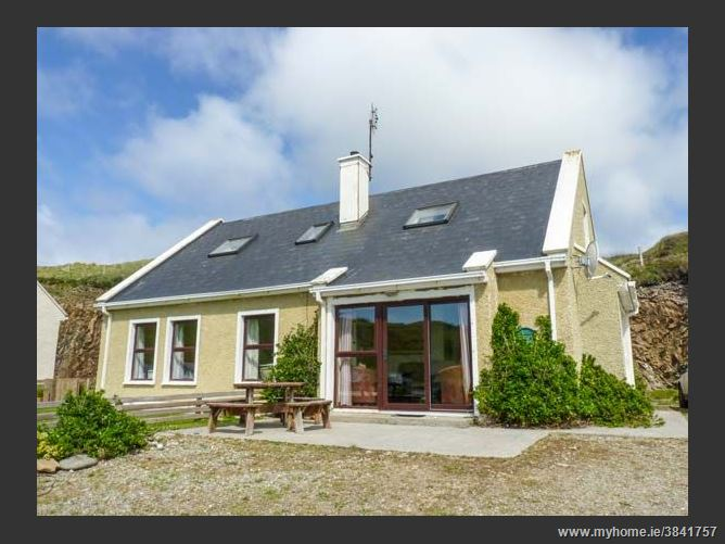 Glasheedy Cottage, MALIN HEAD, COUNTY DONEGAL, Rep. of Ireland