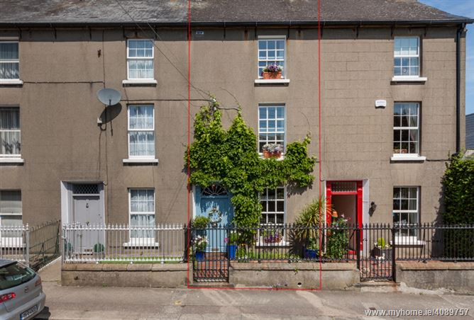 Photo of No. 2 Rose Terrace, Francis Street, Wexford Town, Wexford