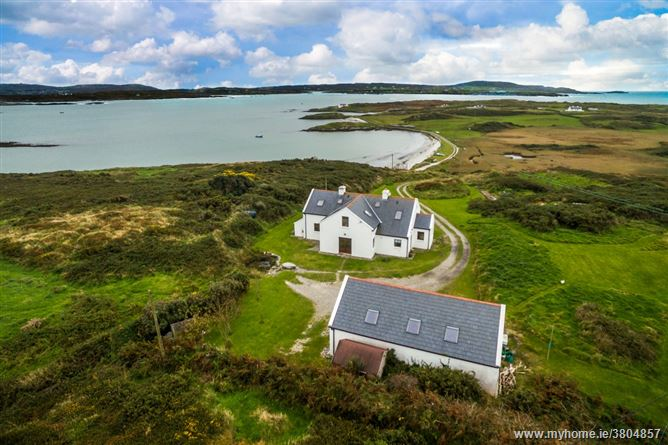 Beach House, Heir Island, Skibbereen,   Cork West