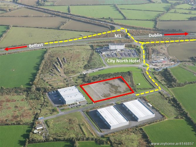 Main image for Unit 6 City North Business Campus, Gormanstown, Stamullen, Meath