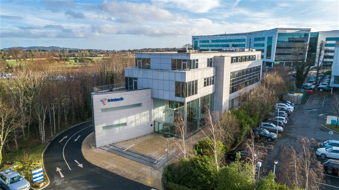 Main image for Ground Floor, First and Second Floor Suites, Trintech Building, South County Business Park, Leopardstown, Dublin 18