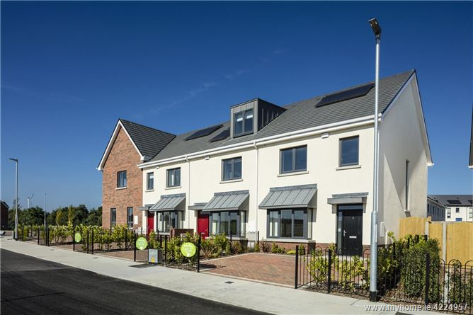 Main image for Type B - 3 Bedroom Mid / End, Belltree, Clongriffin, Dublin 13