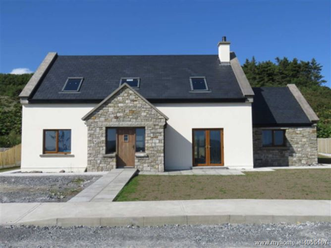 Radharc Na Mbeanna Tulllycross, Tullycross, Renvyle, Galway