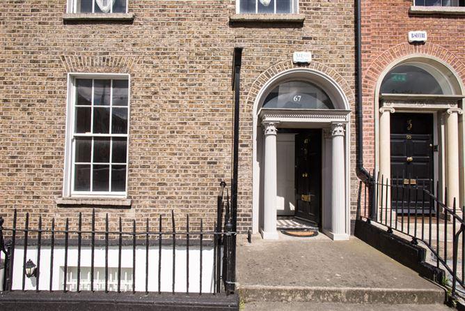 Main image for 67 Lower Baggot Street , Baggot Street, Dublin 2,  D02 HD8