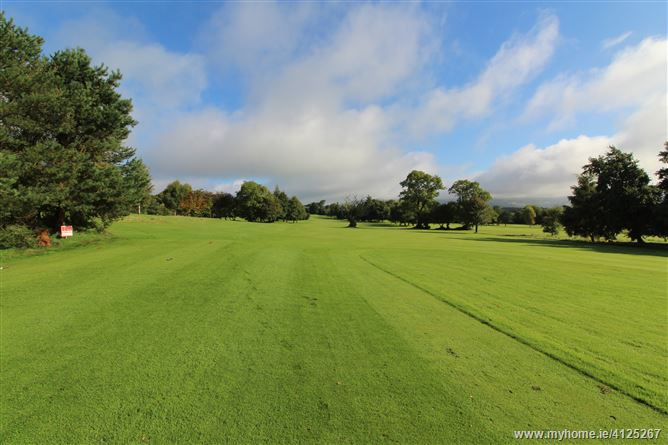 Land c. 53.56 Acres, Blessington Lakes Golf Club, Boystown Upper, Blessington, Wicklow