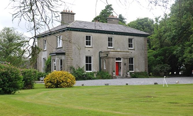 Main image for Historic protected House in Ireland, Rathowen, Co. Westmeath