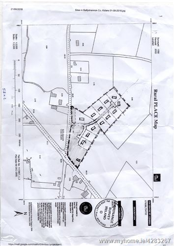 Ballyshannon Crossroads, Ballyshannon, Kildare