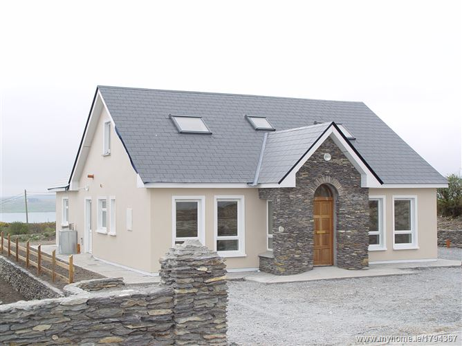 Ref 34 - An Oilean, House Type C - Approxiamtely 1900 sq ft, Knightstown, Valentia Island, Kerry