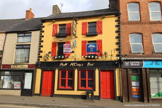 Matt McCoys Bar, Main Street, Abbeyfeale, Co. Limerick, V94 VX66