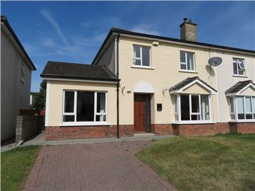 Main image for 26 College Green, Green Road, Carlow Town, Carlow