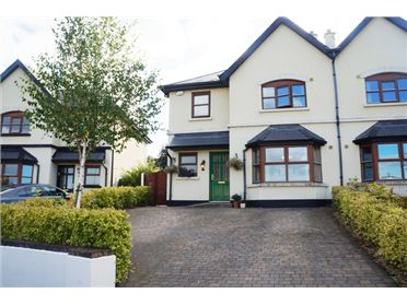 Main image of 19 The Avenue, Walshestown, Newbridge, Kildare