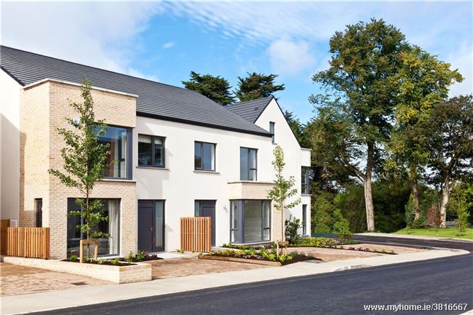 save property Four Bedroom Homes, Scholarstown Wood, Scholarstown Road, Rathfarnham, Dublin 16