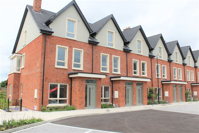 Main image for Type A - Leinster Square , Kildare Town, Kildare