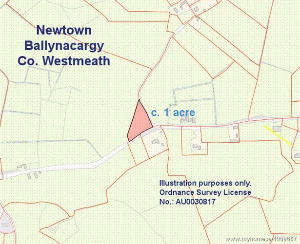 Main image for Newtown, Ballynacarrigy, Westmeath