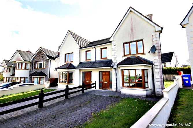 14 Ros Na Hinse, Carrick-on-Shannon, Co. Leitrim