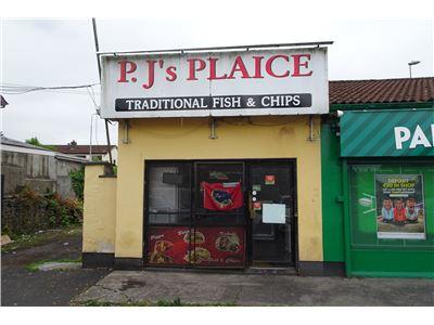 PJs Takeaway, Sexton Street North, Thomondgate, Limerick City